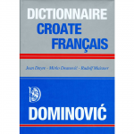DICTIONNARIE CROATE – FRANCAIS