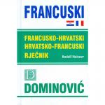 FRANCUSKO – HRVATSKI, HRVATSKO – FRANCUSKI RJEČNIK