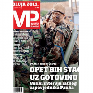 VOJNA POVIJEST – OLUJA 2011.