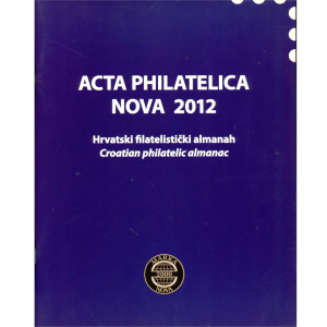 ACTA PHILATELICA NOVA 2012