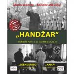 """""""HANDŽAR"""" – BORBENI PUT 13. SS GORSKE DIVIZIJE"""